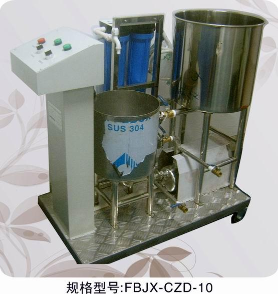 洗发水生产机器,洗发水加工设备