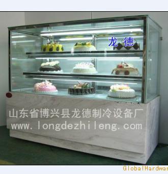 供应蛋糕柜 圆弧蛋糕柜 直角蛋糕柜 蛋糕保鲜柜 蛋糕展示柜