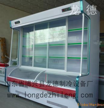 供应点菜柜 麻辣烫柜 蔬菜水果展示柜 保鲜柜