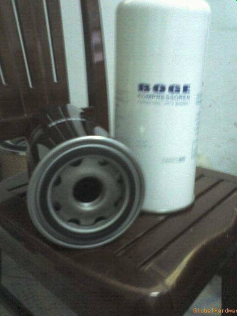 博格空压机机油过滤器