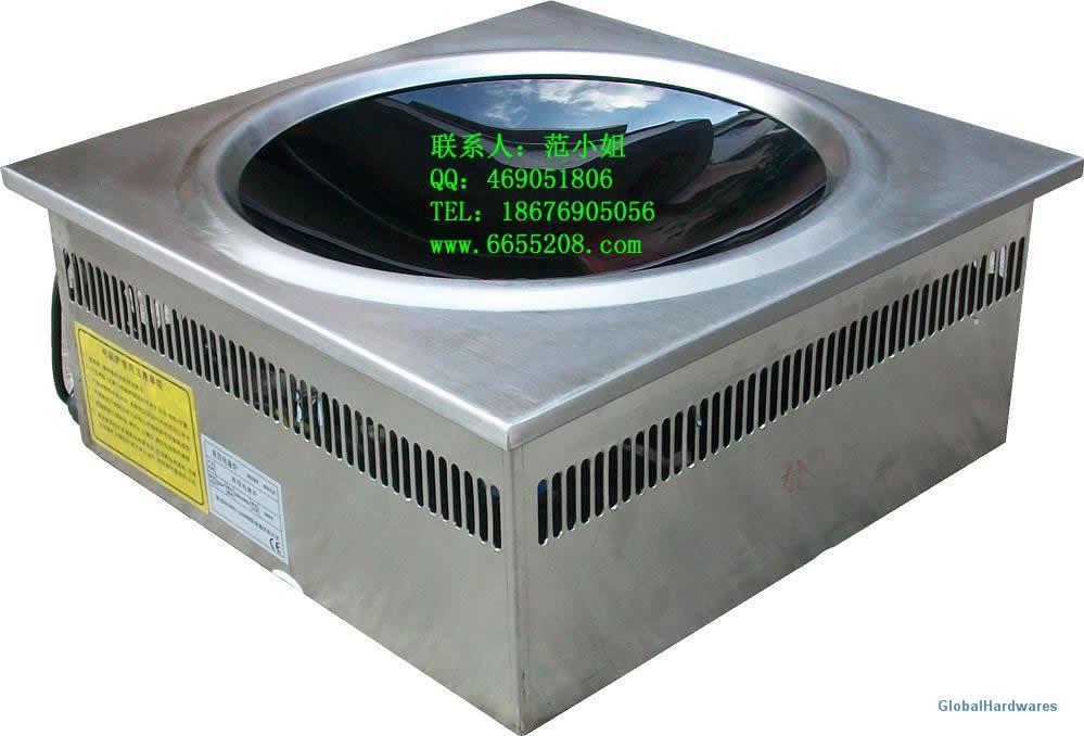 嵌入式電炒爐,大功率電磁爐