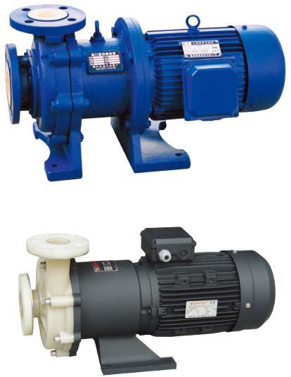 CQB-F系列全氟、襯氟磁力泵