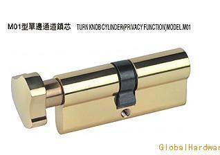 M01型單邊通道鎖芯