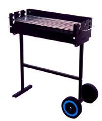 供应车架式烧烤炉