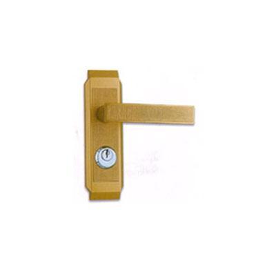 供應門鎖-金黃色