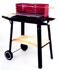 供應家用方形烤爐