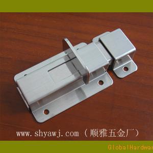 優質不銹鋼插銷鎖,方形插銷,合頁,鉸鏈