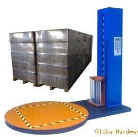 供应预拉伸缠绕机 豪华型拉伸膜裹包机捆包机