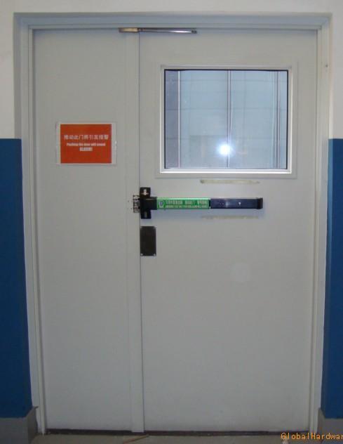 消防通道锁 逃生锁 推杆锁