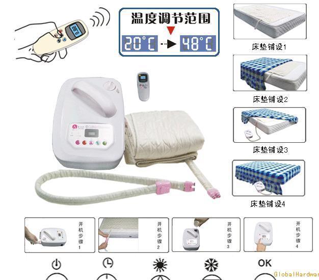 電熱毯,水暖毯