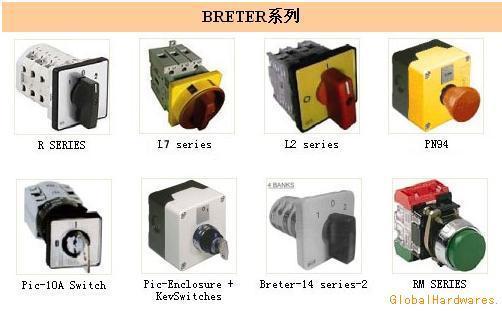 供應 意大利BRETER光電開關,接近開關,轉換開關,傳感器
