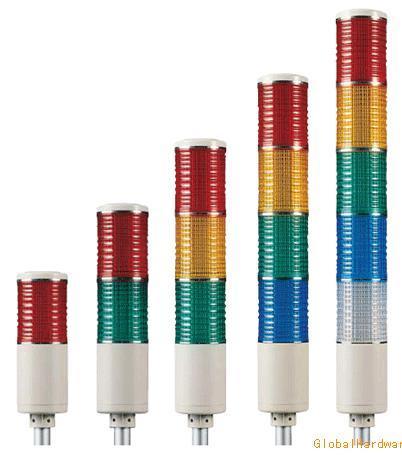 Q-LIGHT多層信號指示燈,三色指示燈