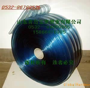供應山東青島低溫、冷庫PVC透明軟門簾(輻射濰坊、煙臺、
