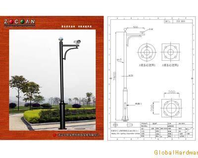 北京監控桿,龍門架,電力桿,標志桿,信號桿,旗桿,路跨