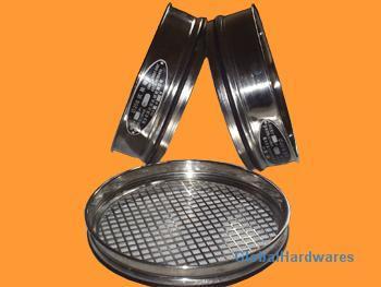 不銹鋼篩網 圓形篩 分樣篩