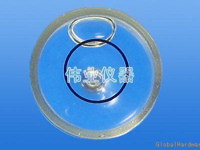 玻璃圆水准泡