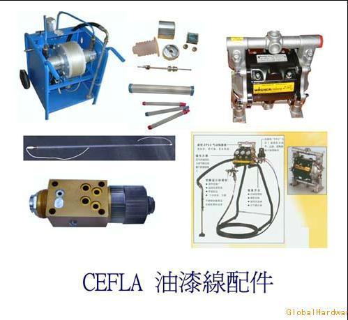 意大利CEFLA油漆线配件