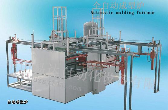 亞克力機械浴缸吸塑機浴缸烘干爐浴缸生產設備全自動成型爐