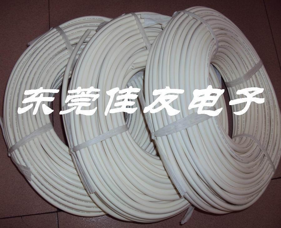 UL3239白色高壓硅膠線,3KV~50KV柔軟高壓硅膠線