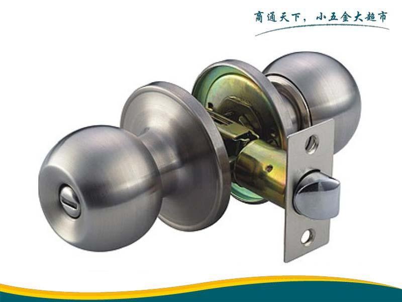 587SS三桿球形鎖,門鎖,防盜鎖,五金鎖具
