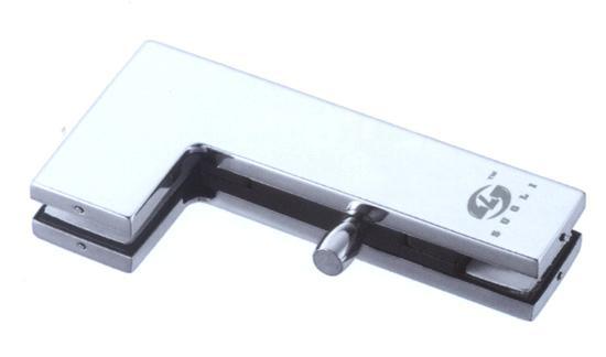 玻璃門曲夾