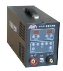 廣東恒蕊不銹鋼薄板焊接冷焊機/廣告薄板焊接冷焊機