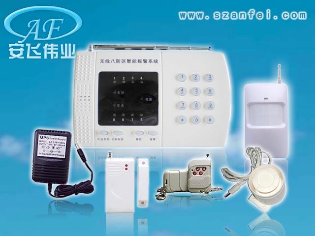 供應家用電話拔號防盜報警器,電信推薦產品