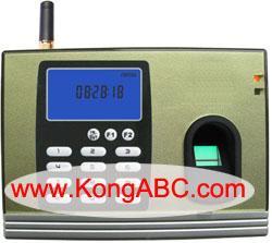 GPRS無線指紋門禁機,3G考勤機