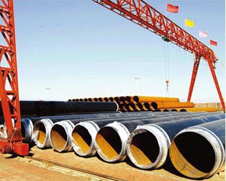 長春鋼管市場/鋼材市場