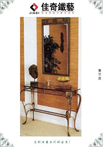 供應鐵藝玄關,鏡框