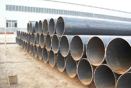 電廠輸水管道用雙面埋弧焊螺旋鋼管219-3220mm