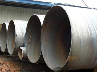 港口排沙輸送用防腐雙面埋弧焊螺旋鋼管GB/T5037