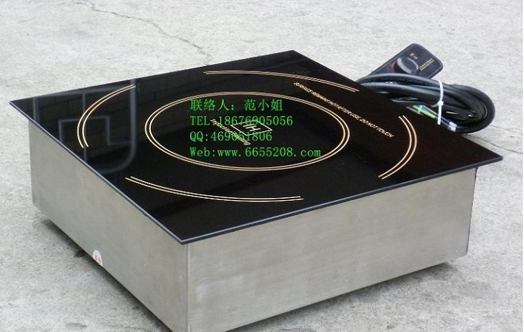 嵌入式電磁爐,電炒爐