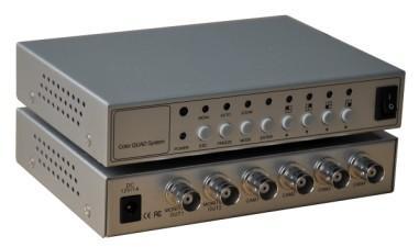 迷你四路畫面分割器|4路視頻畫面分割器ST400S畫面分割器