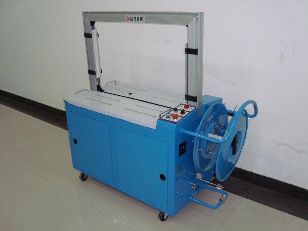 立式全自动捆包机 捆扎机 自动捆扎机 立式自动捆扎机