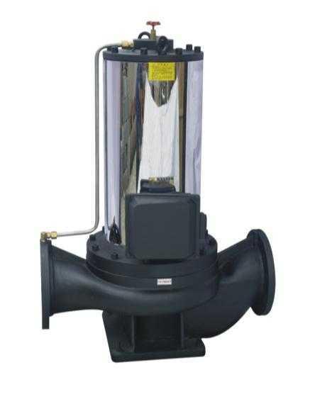 不銹鋼立式屏蔽泵