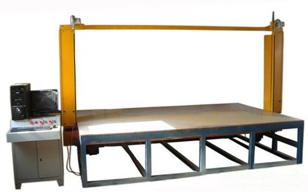 低價供應河北EPS泡沫切割機 鑄造消失模切割機廠家