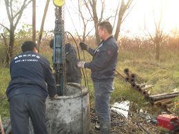 南京深井泵安裝維修