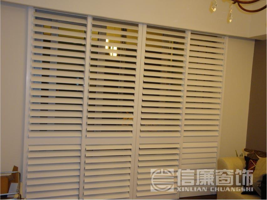 上海實木百葉窗 木窗 別墅窗 別墅門、移門、廚門訂做