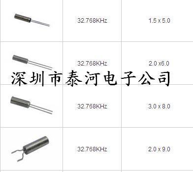 DT-26石英晶振、KDS插件晶振