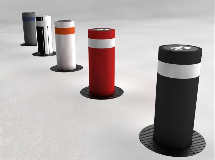液壓分體式升降柱/液壓高安全型升降路樁 全自動一體型升降路樁