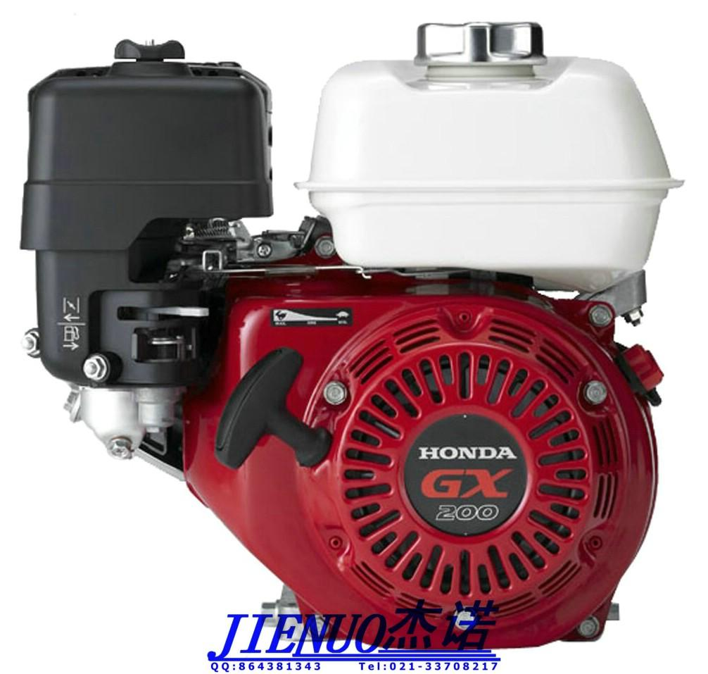 本田HONDA-GX200水平轴发动机