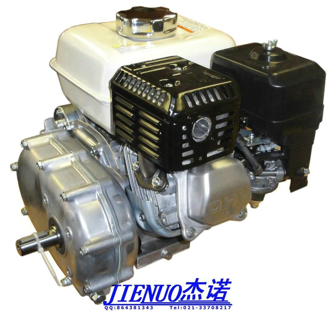 本田HONDA-GX160水平軸發動機3