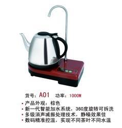 自動加水電熱壺