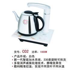 自動吸水智能電茶壺
