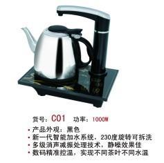 微電腦自動抽水電茶壺