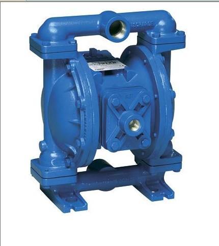 勝佰德S1F金屬外殼氣動隔膜泵,勝佰德金屬隔膜泵