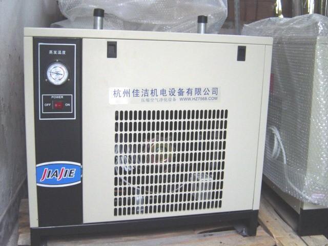 冷干機工作原理