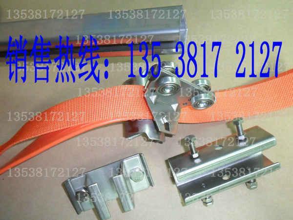 PCB電鍍設備天車配件、C型滑軌、不銹鋼扁線路軌、不銹鋼接頭