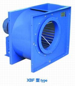XBF多翼式低噪音廚房排煙離心通風機